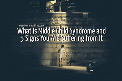 How to Deal With Middle Child Syndrome