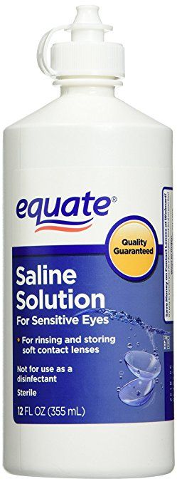 Simple Solutions To Dry Eyes With Saline Solution